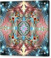 Sultans Magic Carpet Acrylic Print