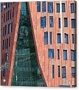 Sumatrakontor Portal Hafencity Acrylic Print