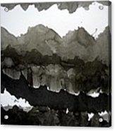 Sumi-e 130225-3 Acrylic Print
