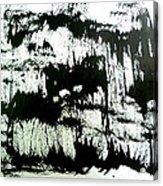 Sumi-e 130425-4 Acrylic Print