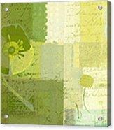 Summer 2014 - J103155155m04-green Acrylic Print