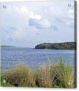 Summer At Guana Lake Acrylic Print