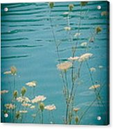 Summer By The Lake 2 Acrylic Print