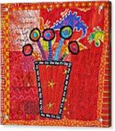 Summer Dance Acrylic Print by Susan Rienzo