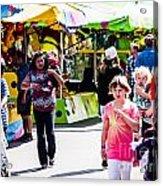 Summer Fair-12 Acrylic Print