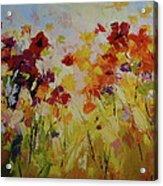 Summer Field Acrylic Print