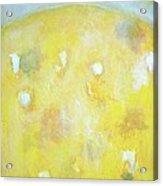 Summer Ice Cream Stains No 2 Acrylic Print