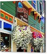 Summer In Crested Butte Acrylic Print by Trisha Buchanan