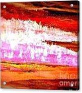 Summer In Stonington Acrylic Print