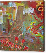 Summer In The City Acrylic Print