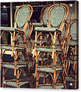 Summer Is At A Close Acrylic Print by Kenneth Feliciano