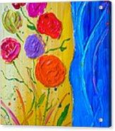Summer Joy Acrylic Print