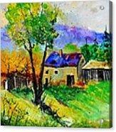 Summer Landscape 316062 Acrylic Print