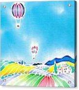 Summer Lights Acrylic Print