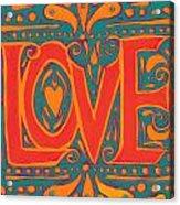 Summer Love  Acrylic Print