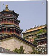 Summer Palace, Beijing Acrylic Print
