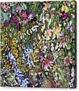 Summer Prairie I Acrylic Print by Helen Klebesadel