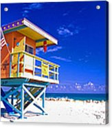 Summer Time Acrylic Print