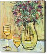Summer Wine Acrylic Print