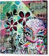 Summers Dream Acrylic Print
