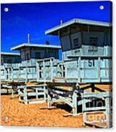 Summers Sentinels 2 Acrylic Print