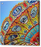 Summertime Classic Acrylic Print by Heidi Smith