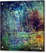 Distant Memory Acrylic Print