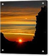 Summit Sunrise Acrylic Print