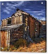 Summitville Fixer-upper  Acrylic Print