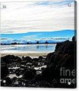 Sumner Beach Acrylic Print