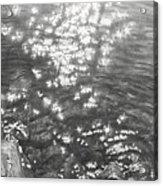 Sun In Water 2013 Acrylic Print