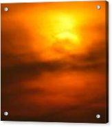 Sun Mood Acrylic Print
