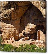 Sun Point View Mesa Verde National Park Acrylic Print