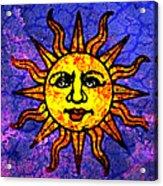 Sun Salutation Acrylic Print