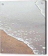 Sun Sand And Sea Acrylic Print