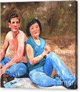 Sun Shulan Acrylic Print