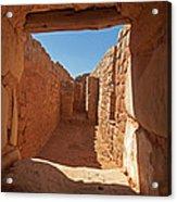 Sun Temple Mesa Verde National Park Acrylic Print