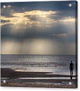 Sun Through The Clouds 2 Acrylic Print
