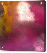 Sunbathing Dark Energy Acrylic Print