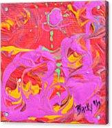 Sunburn Acrylic Print