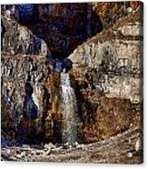 Sundance Aspen Waterfall Acrylic Print
