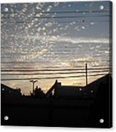 Sunday Is Almost Over Acrylic Print