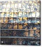 Sunday Shadows Acrylic Print