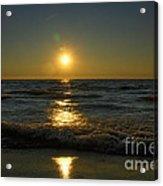 Sundown Gazing Acrylic Print