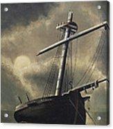 Port Of Haven - Sundown Acrylic Print