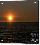 Sundown Twinkle Acrylic Print
