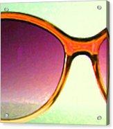 Sunglass - 5d20678 - V3 Acrylic Print