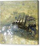 Sunken Glory Acrylic Print