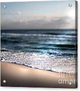 Sunlit Shore Acrylic Print by Jeffery Fagan