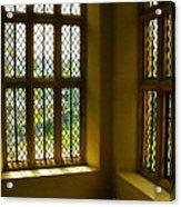 Sunny Corner At Montacute House  Acrylic Print